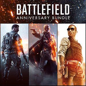 Battlefield™ Anniversary Bundle Xbox One