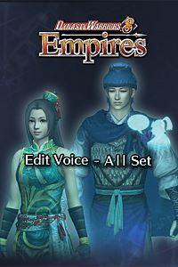 Carátula del juego Edit Voice - All Set