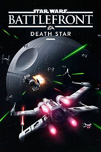 Carátula del juego STAR WARS Battlefront Death Star