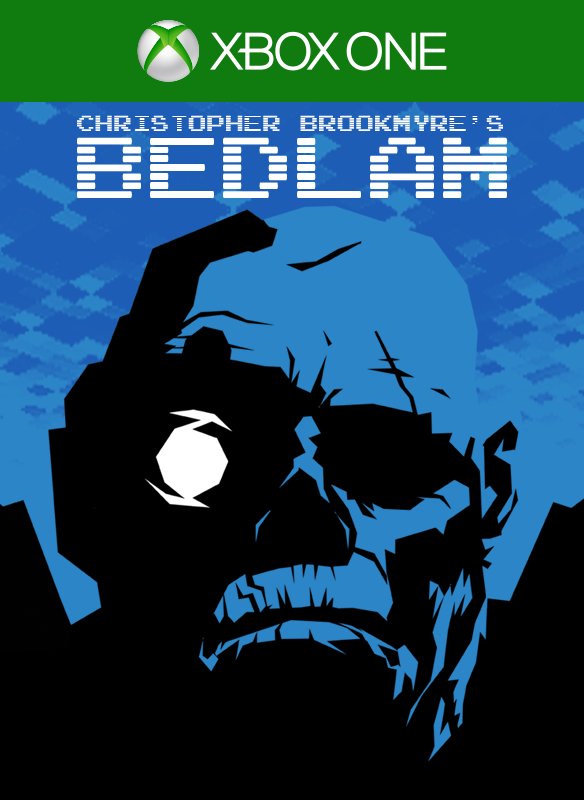 Bedlam the Game by Christopher Brookmyre boxshot