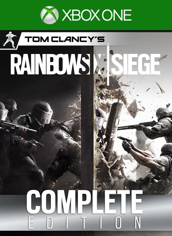 Tom Clancy's Rainbow Six Siege Year 2 Complete Edition boxshot