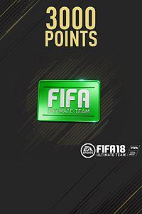Набор 3,000 FIFA 18 Points