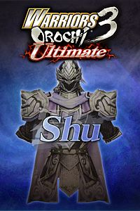 Carátula del juego WARRIORS OROCHI 3 Ultimate DWSF COSTUME - SHU