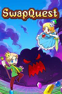 Carátula para el juego SwapQuest de Xbox One
