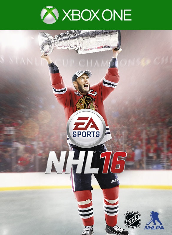 EA SPORTS™ NHL® 16 boxshot