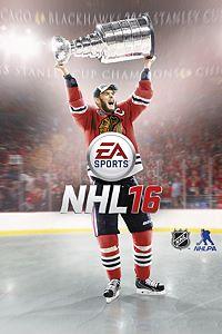 Carátula del juego EA SPORTS NHL 16