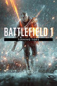 Carátula del juego Battlefield 1 Turning Tides