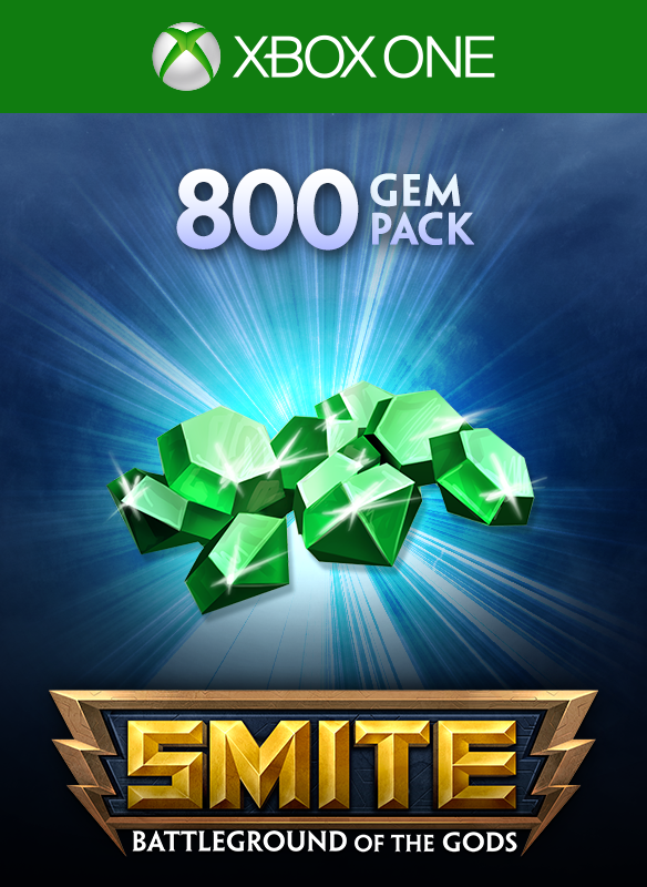 800 Gems boxshot