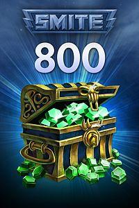Carátula del juego 800 Gems de Xbox One