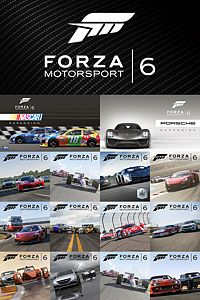 Carátula para el juego Forza Motorsport 6 Complete Add-Ons Collection de Xbox 360