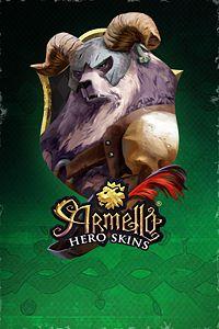 Carátula del juego Armello - Warlord Brun Hero Skin