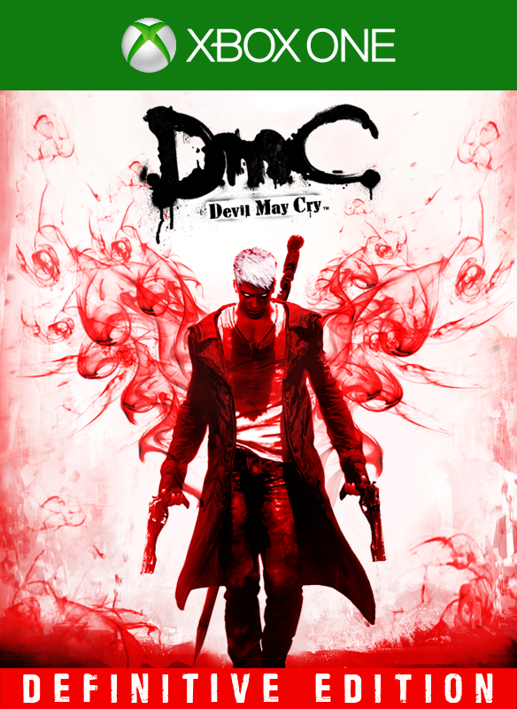 DmC Devil May Cry: Definitive Edition boxshot