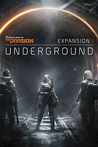 Carátula del juego TOM CLANCY'S THE DIVISION Underground para Xbox One