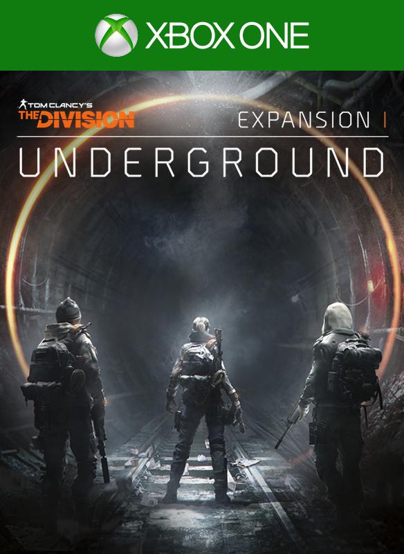 Tom Clancy's The Division Underground boxshot
