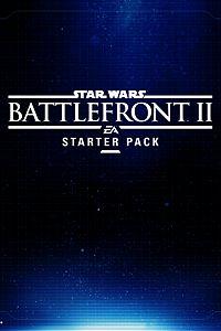 Carátula del juego STAR WARS Battlefront II Starter Pack