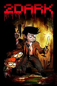 Carátula para el juego 2Dark de Xbox 360
