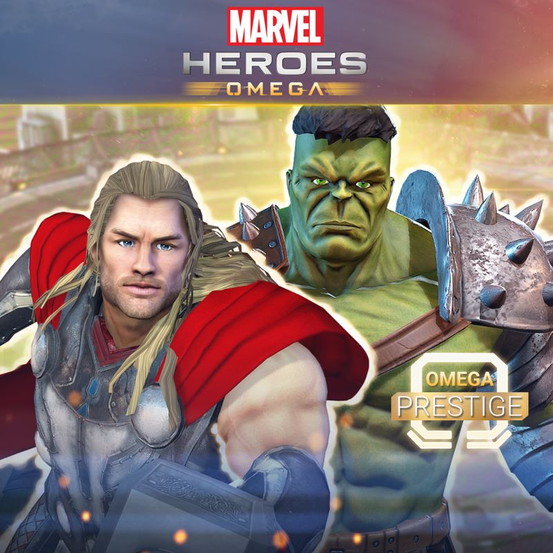 Marvel Heroes Omega - Thor and Hulk Omega Pack Xbox One