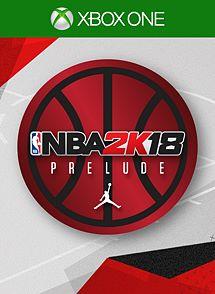NBA 2K18: O Prelúdio imagem da caixa