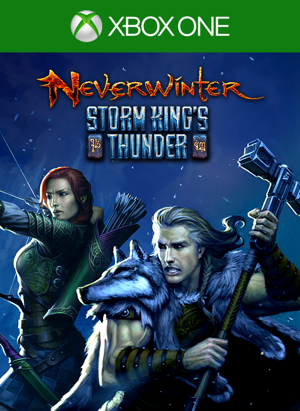 Neverwinter boxshot