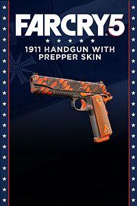 Carátula del juego 1911 Handgun with Prepper Skin