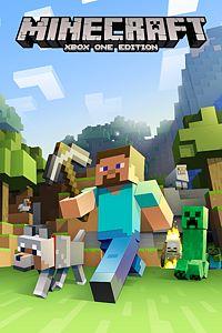 Carátula del juego Minecraft: Xbox One Edition