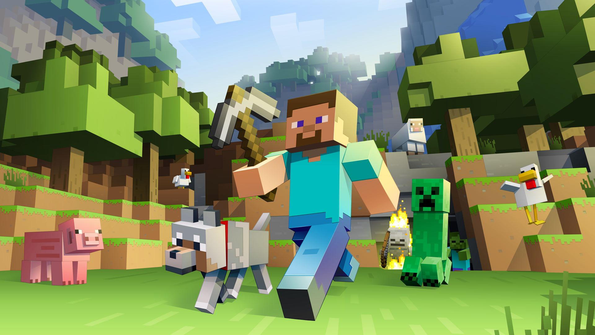 Minecraft xbox one edition for Good craft 2 play store