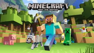 Minecraft: Xbox One Edition Art