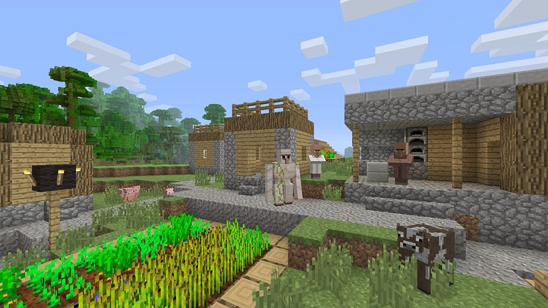 Minecraft: Xbox One Edition Screenshot