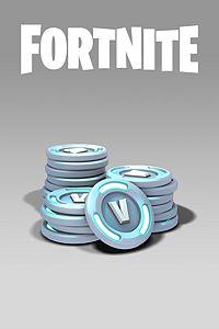 Carátula del juego Fortnite - 2,500 (+300 Bonus) V-Bucks de Xbox One