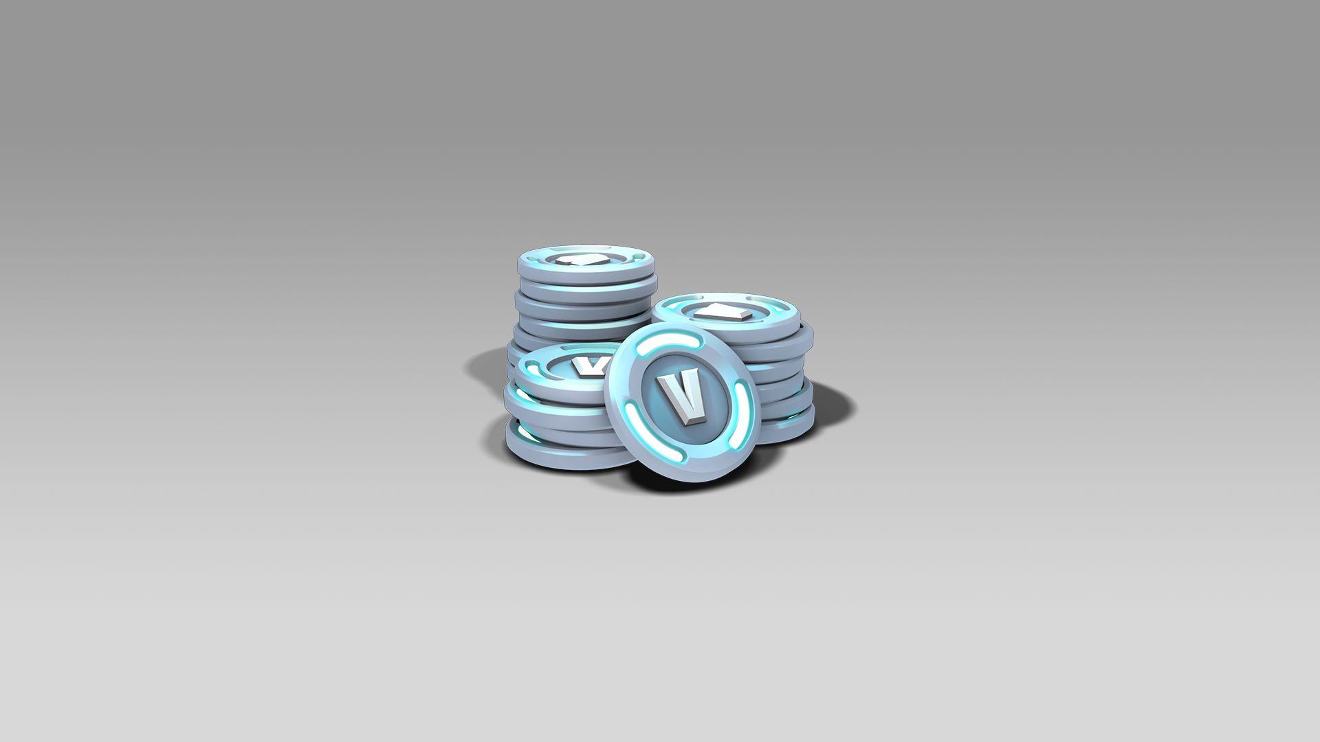 Fortnite – 2500 V-dolców (+300 ekstra)