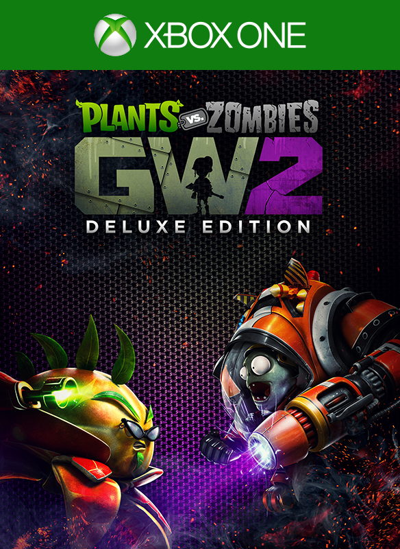 Plants vs Zombies Garden Warfare 2 Deluxe boxshot