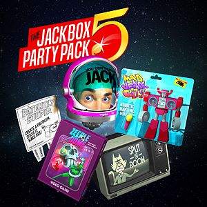 The Jackbox Party Pack 5 Xbox One