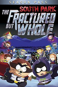 Carátula del juego South Park: The Fractured but Whole - SEASON PASS para Xbox One