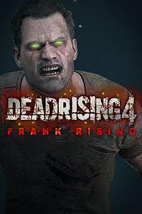 Carátula del juego Dead Rising 4: Frank Rising de Xbox One