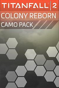 Carátula del juego Titanfall 2: Colony Reborn Camo Pack