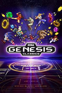 Sega Genesis Classics Laxtore