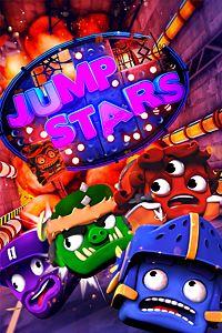 Carátula para el juego Jump Stars de Xbox 360