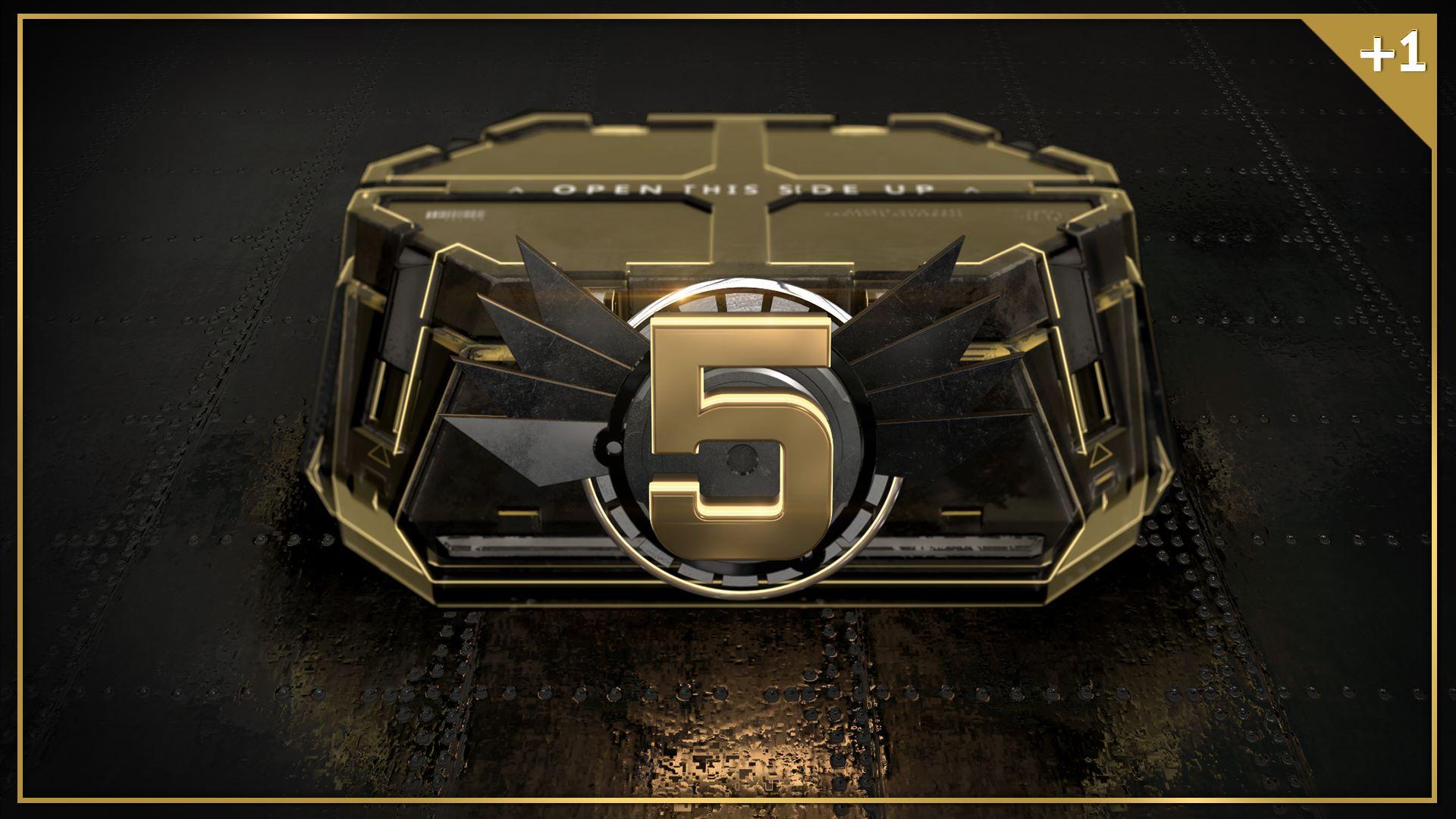 Advanced Supply Drop Bundle - 5 Pack