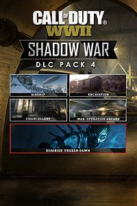 Carátula del juego Call of Duty: WWII - Shadow War: DLC Pack 4