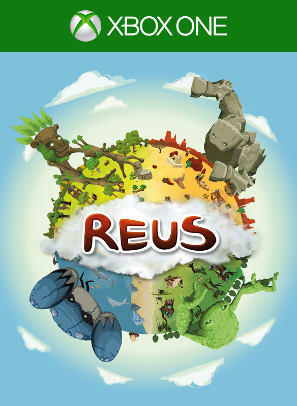 REUS boxshot