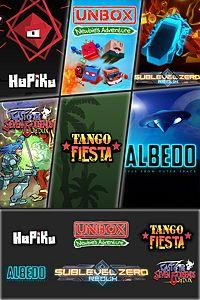 Carátula para el juego Merge Mega Bundle de Xbox 360