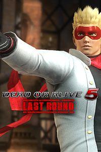 Carátula del juego DEAD OR ALIVE 5 Last Round Jacky Halloween Costume 2014