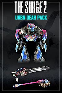Carátula del juego The Surge 2 - URBN Gear Pack
