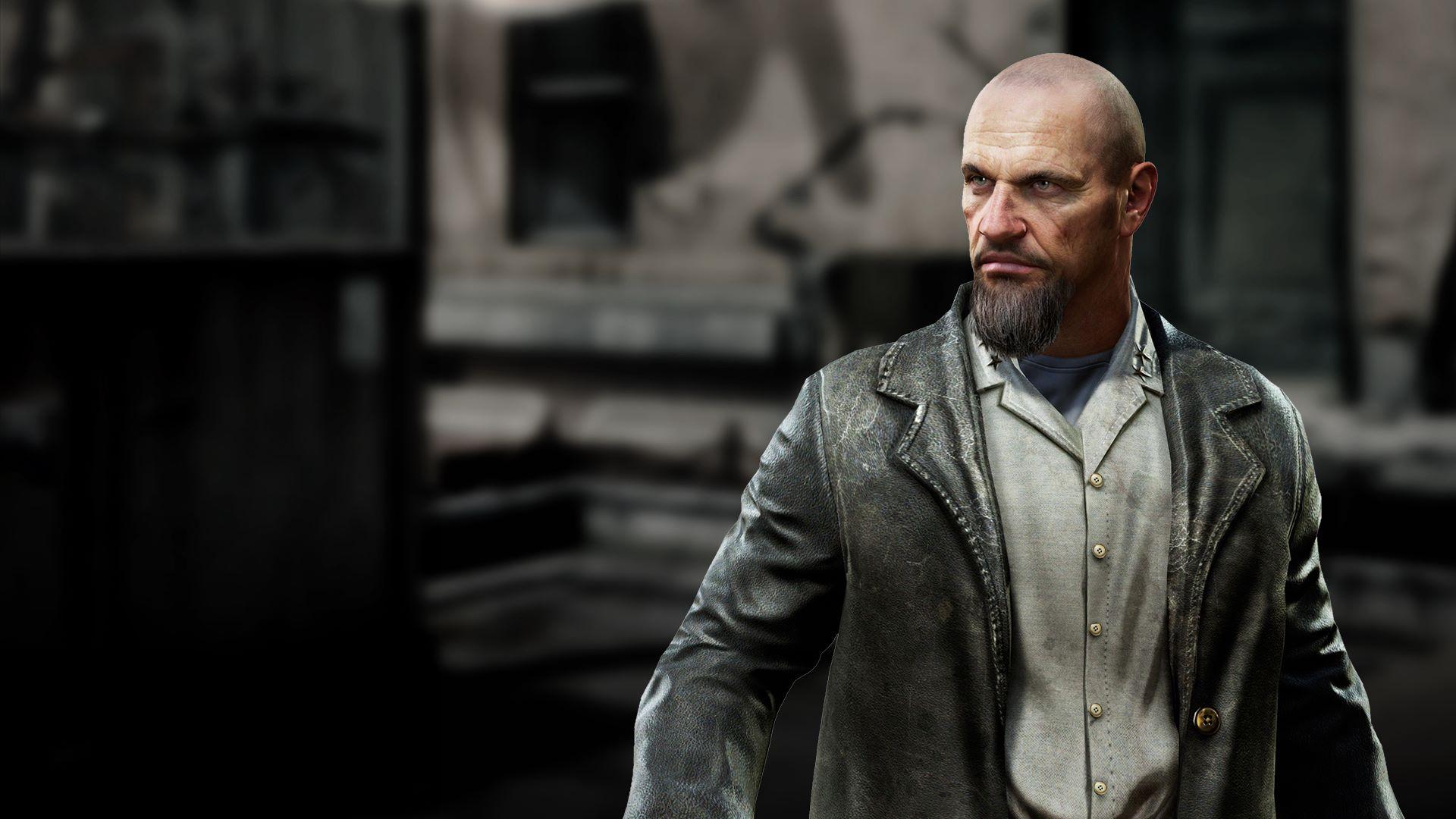 Call of Duty: Ghosts - Персонаж Захаев