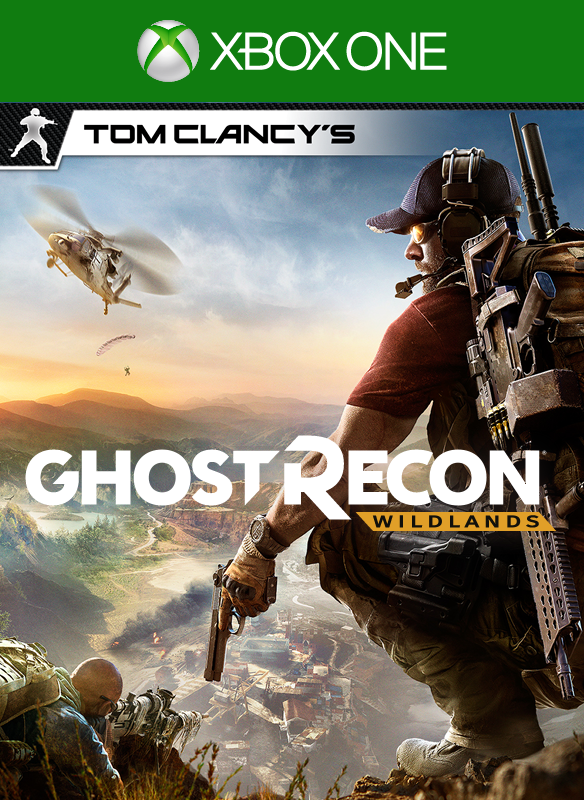 Tom Clancy's Ghost Recon Wildlands boxshot