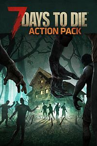 Carátula del juego 7 Days to Die - Action Pack de Xbox One