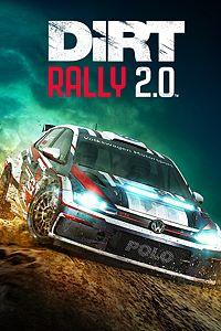 Carátula del juego DiRT Rally 2.0
