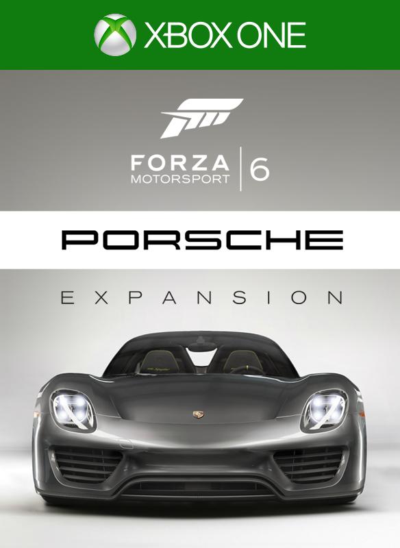 Porsche Expansion boxshot