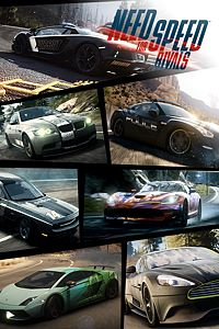 Carátula del juego Need for Speed Rivals Loaded Garage Pack de Xbox One
