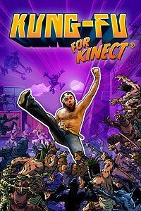 Carátula para el juego Kung-Fu for Kinect de Xbox 360